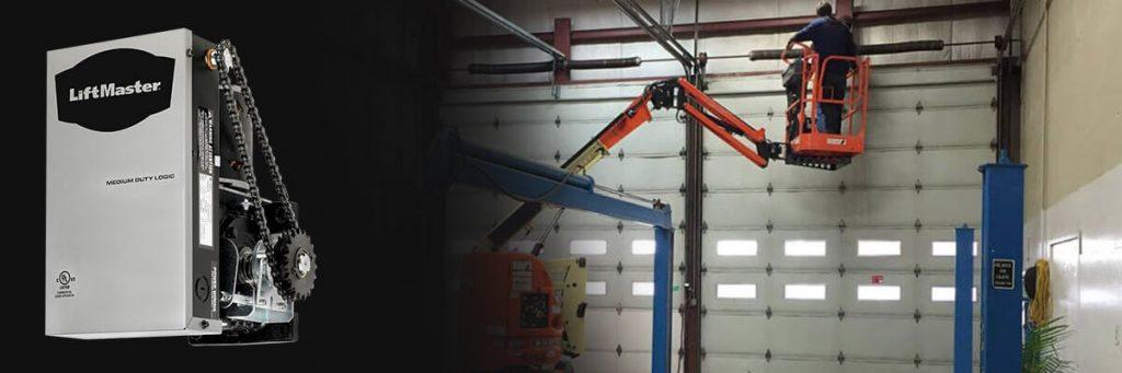 Commercial Garage Door Repair Kansas City